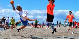 U18 Beach Handball