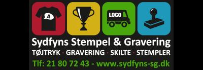 Sydfyns Stempel og Gravering