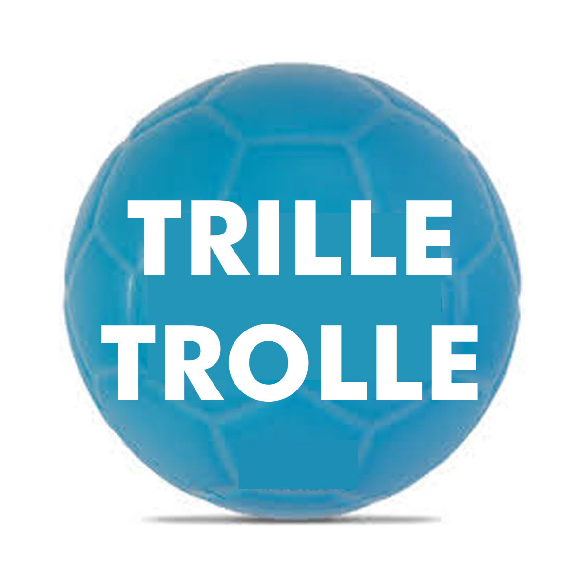 Trille trolle bold